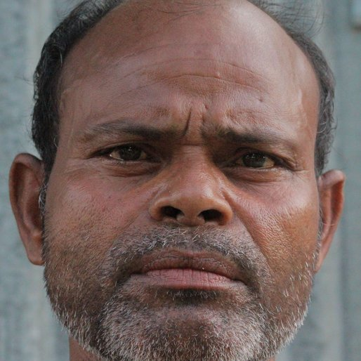 BABULU BAISHYA is a Fish seller and brick maker from Uttar Sitalkuchi, Sitalkuchi, Cooch Behar, West Bengal