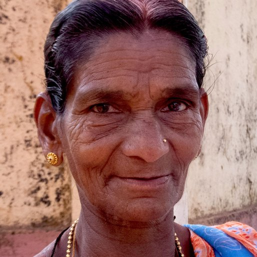 Laxmi Naik is a Fish seller from Netorli, Sanguem, South Goa, Goa