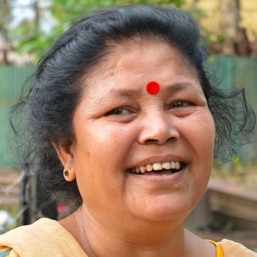 SANGEETA SARKI is a Homemaker from Sukna, Kurseong, Darjeeling, West Bengal