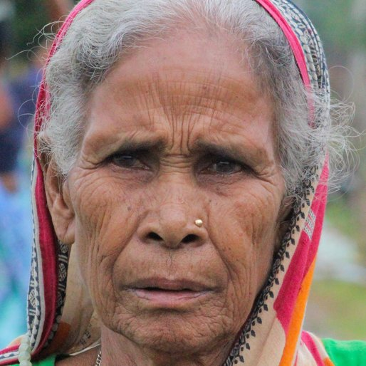 ABIYA KHATUN is a Fishing and sells small items from Bansisuba, Maynaguri, Jalpaiguri, West Bengal
