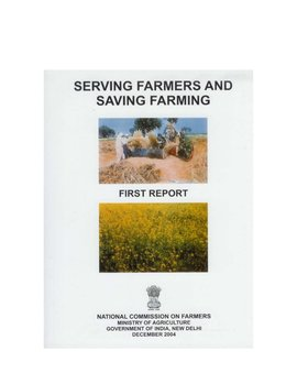 Serving Farmers and Saving Farming: First Report