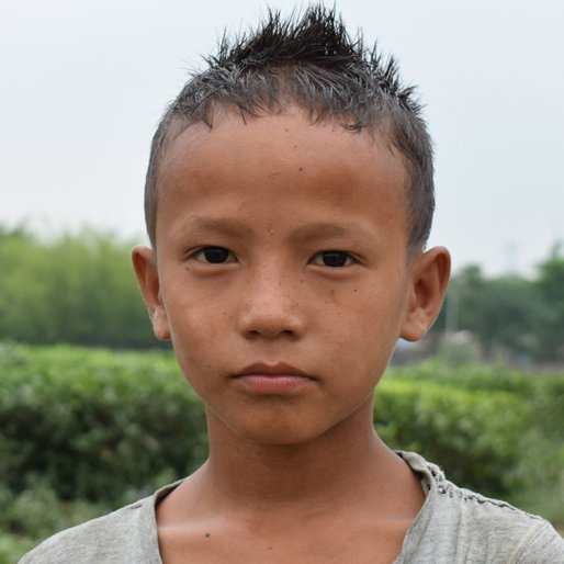 Akash Magar is a Student (Class 4) from Sona Chandi, Kharibari, Darjeeling, West Bengal