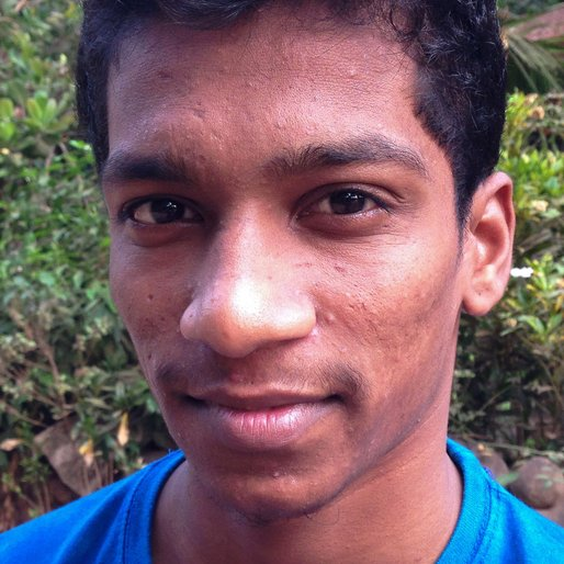 Sahil Gaonkar is a Student from Sonal, Sattari, North Goa, Goa