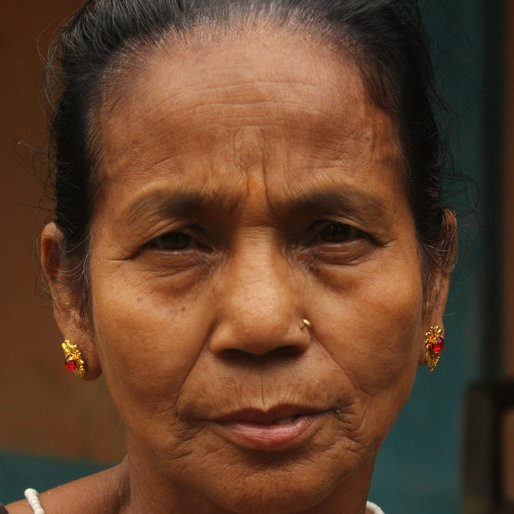 JANUKA CHHETRI is a Integrated Child Development Services (ICDS) worker from Sona Chandi, Kharibari, Darjeeling, West Bengal