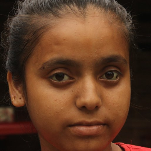 SUSMITA JOSHI is a Student from Sona Chandi, Kharibari, Darjeeling, West Bengal