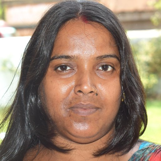 Ranjita Halder is a Domestic worker from Gocharan, Baruipur, South 24 Parganas, West Bengal