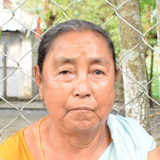 NIMA LAMA is a Retired government employee from Sukna, Kurseong, Darjeeling, West Bengal