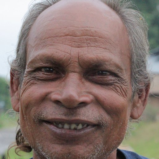 NARESH RAY is a Seasonal farmer and brick maker from Bansisuba, Maynaguri, Jalpaiguri, West Bengal