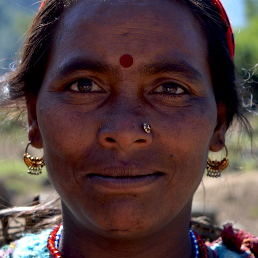 Jasmati Devi is a Homemaker and farmer from Bhanaj, Ukhimath, Rudraprayag, Uttarakhand