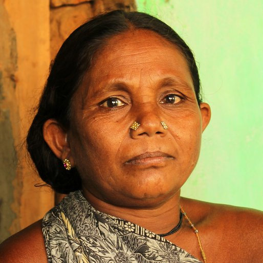 PADMA KURKUTIYA is a Daily wage labourer from Kenduput, Boipariguda, Koraput, Odisha