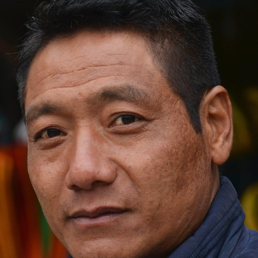 DORJOY SHERPA is a Farmer from Jore Bunglow, Jorebunglow Sukiapokhri, Darjeeling, West Bengal