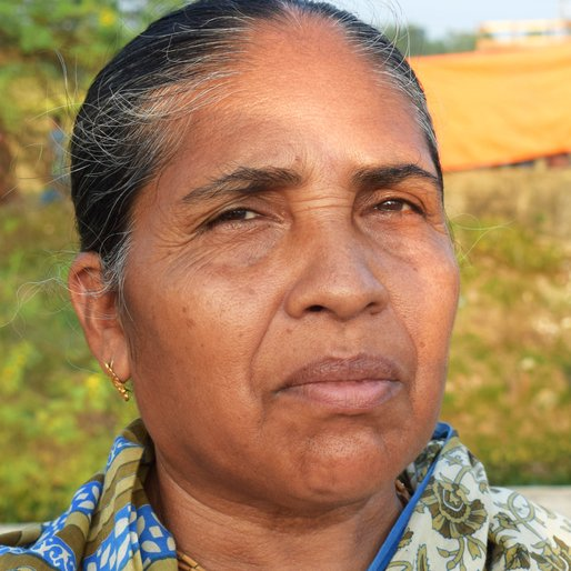 Ganga Bag is a Domestic worker from Bankadwar, Mograhat - II, South 24 Parganas, West Bengal
