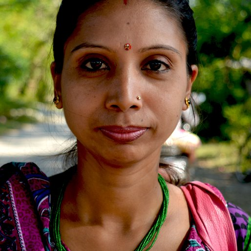 Kalpana Sharma is a Homemaker from Dalsingpara, Kalchini, Alipurduar, West Bengal