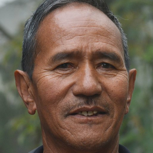 KAILASH RAI is a Carpenter from Jore Bunglow, Jorebunglow Sukiapokhri, Darjeeling, West Bengal