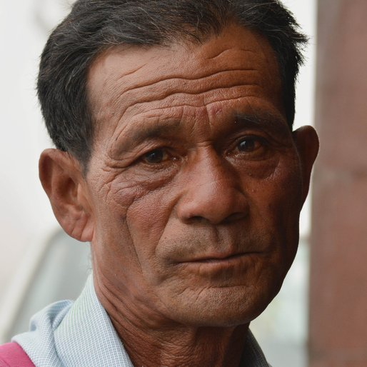 DIBI LAMA is a Gardener from Jore Bunglow, Jorebunglow Sukiapokhri, Darjeeling, West Bengal