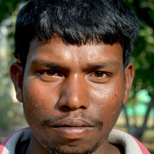 Mongal Marande is a Cattle herder from Kunjanagar, Falakata, Alipurduar, West Bengal