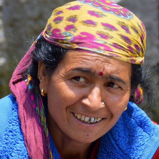BIMLA DEVI is a Farmer from Solang, Nagar, Kullu, Himachal Pradesh