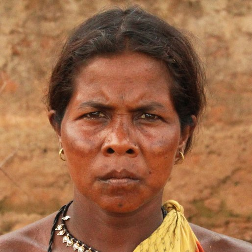 BOTI SAANTA is a Farmer from Taliaguda, Boipariguda, Koraput, Odisha