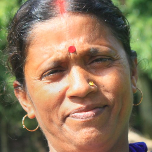 Annapurna Das is a Homemaker from Shyampur, Pursura, Hooghly, West Bengal