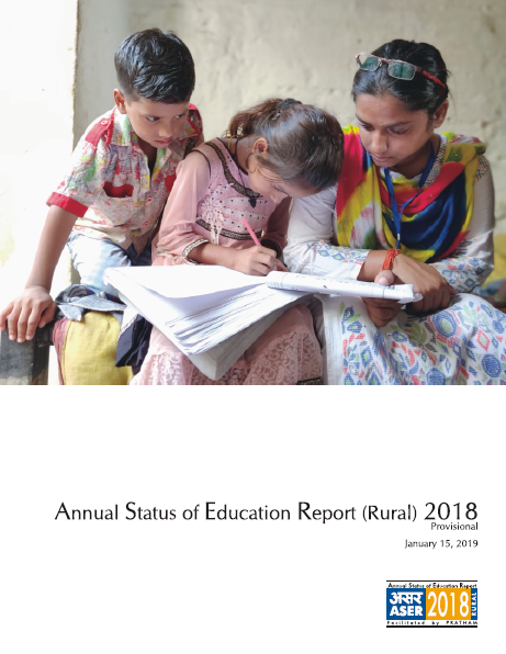 Annual Status of Education Report (Rural) 2018