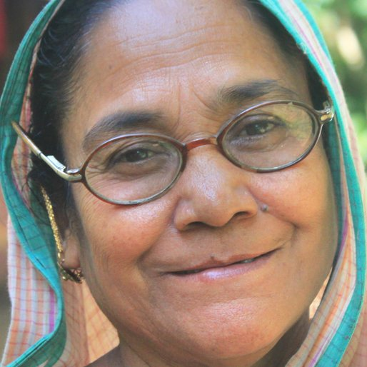 Arati Manna is a Homemaker from Shyampur, Pursura, Hooghly, West Bengal