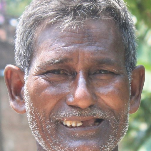 Banku Mondol is a Fisherman from Baganda ,  Shyampur-I