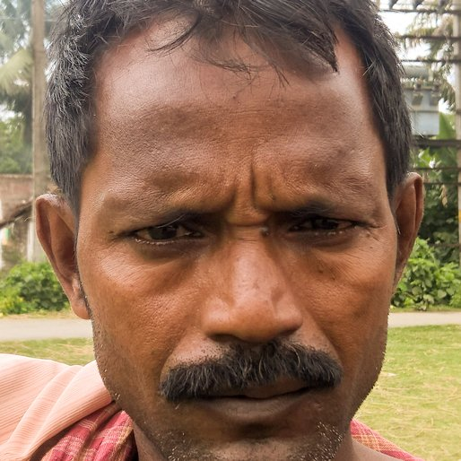 BRINDABAN DALAL is a Agricultural labourer from Chandrapur, Chakdaha, Nadia, West Bengal