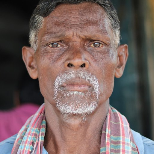 Babuli Behera is a Daily wage labourer from Kendua, Betanati, Mayurbhanj, Odisha