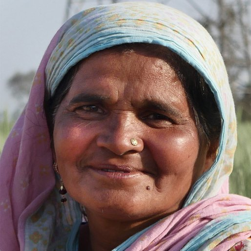 Bhago Devi is a Agricultural labourer from Baraunda, Ladwa, Kurukshetra, Haryana