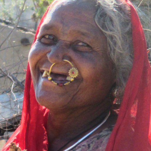 BHURIBAI is a Agricultural labourer from Bagdunda, Gogunda, Udaipur, Rajasthan