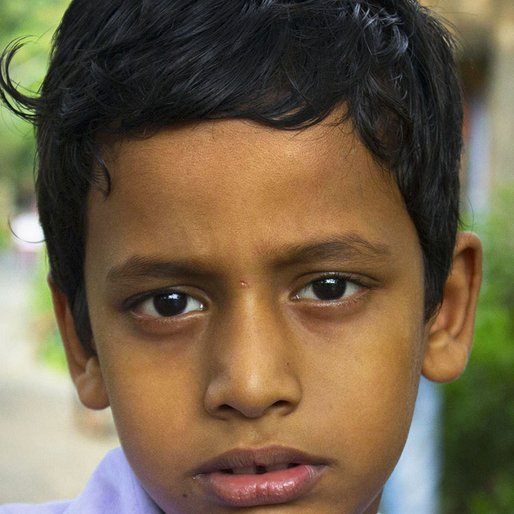 Bijoy Samanta is a Student (Class 2) from Ula (Census town), Sankrail, Howrah, West Bengal