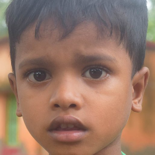 Bobby Ghosh is a Student from Sahararhat, Falta, South 24 Parganas, West Bengal