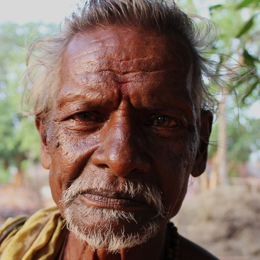 BRAHMOR PRADHAN is a Priest in the village temple; helps his sons in farming from Sankhua, Sadar, Dhenkanal, Odisha