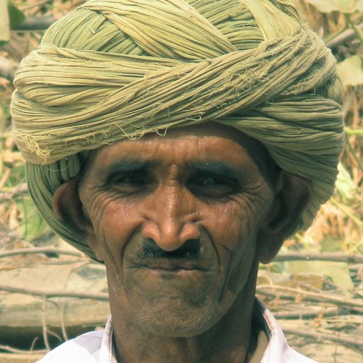 CHAIT RAJPUT is a Farmer from Bagdunda, Gogunda, Udaipur, Rajasthan