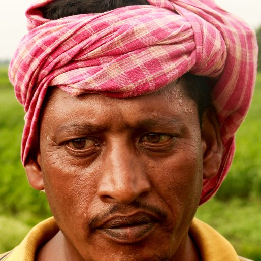 ARSHAD ALI SHEIKH is a Agricultural labourer from Sonapukur, Chapra, Nadia, West Bengal