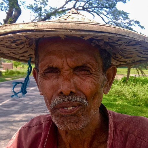 SAHADAT MONDAL is a Farmer from Mahatpur, Chapra, Nadia, West Bengal