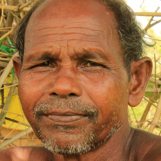 CHITTA KOTAL is a Labourer from Tergaria, Narayangarh, Paschim Medinipur, West Bengal