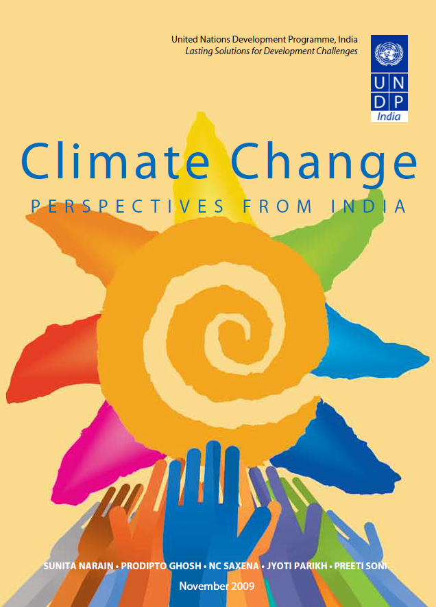 Climate change: Perspectives from India