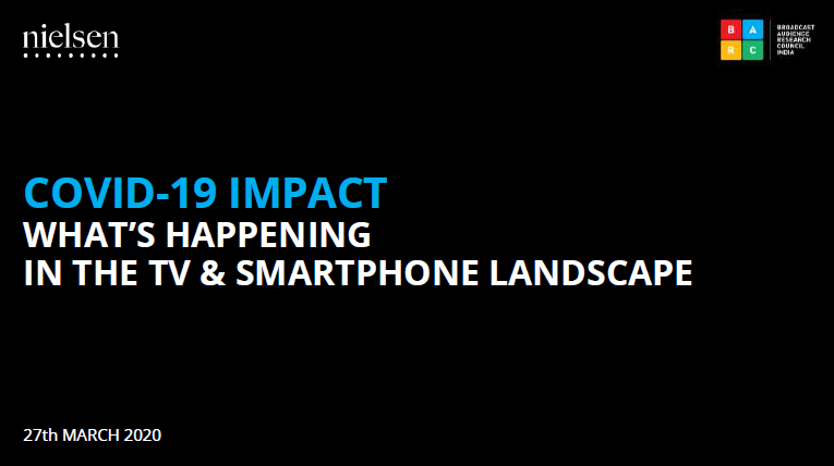 Covid-19 Impact: What's happening in the TV & Smartphone Landscape (Edition 1)