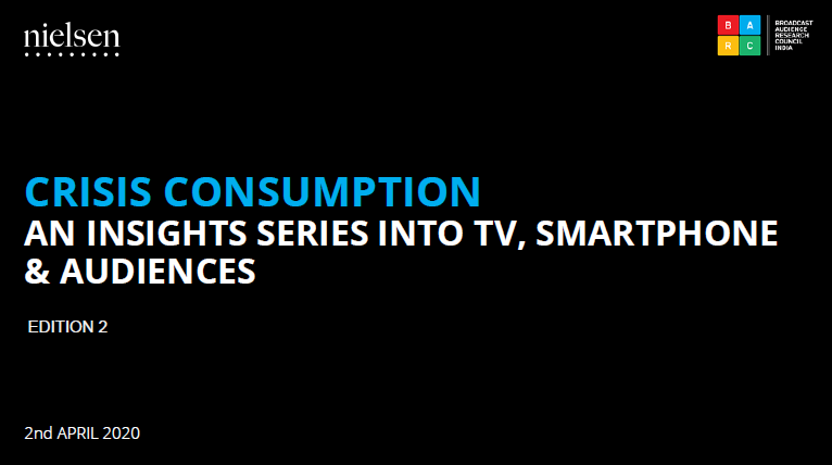 Crisis Consumption: An Insights Series into TV, Smartphone & Audiences (Edition 2)