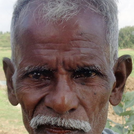 MUTHUVELAN is a Sheep farmer from Vaduvur, Needamangalam, Thiruvarur, Tamil Nadu