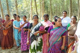 Kerala's women farmers rise above the flood