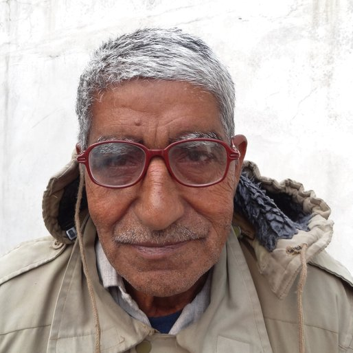Krishan Kumar is a Retired policeman from Dhania, Sahlawas, Jhajjar, Haryana