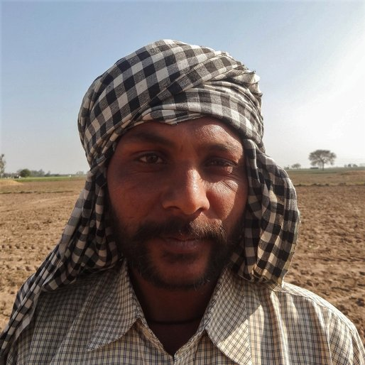 Darshan Singh is a Mason and daily wage labourer from Dhakala, Shahbad, Kurukshetra, Haryana