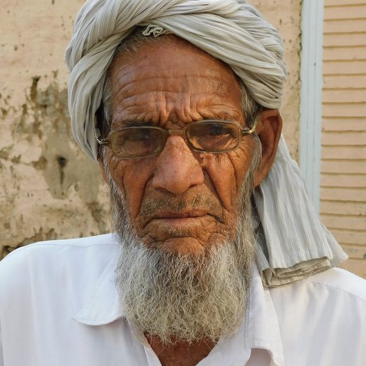 Fateh Mohammad is a Farmer from Jamal, Nathusari Chopta, Sirsa, Haryana