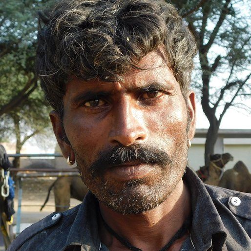 Kalu Ram is a Migrant daily wage labourer from Sirasar, Rawatsar, Hanumangarh, Rajasthan