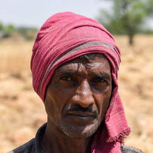 Rajpal is a Daily wage labourer and farmer from Guretha, Moradabad, Moradabad, Uttar Pradesh