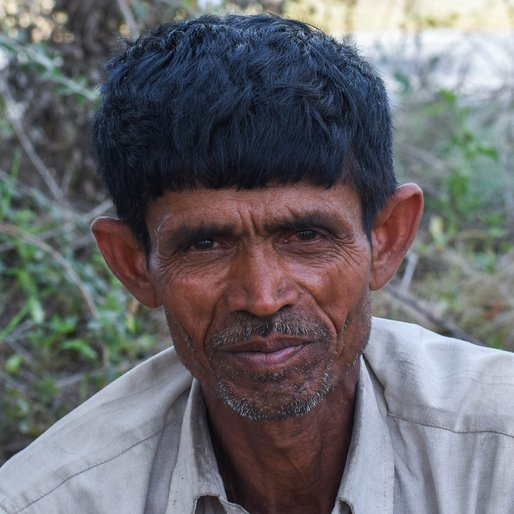 Hemraj is a Daily wage labourer and farmer from Guretha, Moradabad, Moradabad, Uttar Pradesh