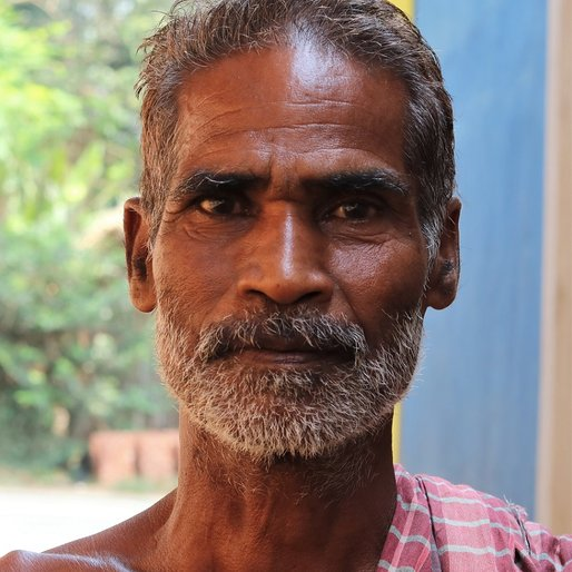 Dhruba Barala is a Farmer from Dakhinasahi, Pipili, Puri, Odisha