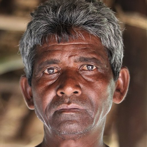 Dukhiram Marandi is a Farmer from Andhari, Koliana, Mayurbhanj, Odisha